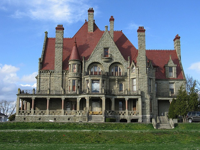 craigdarroch castle and historic house museum victoria