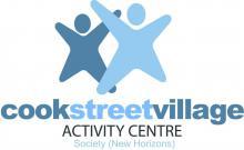 Cook Street Village Activity Centre logo